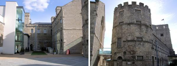 Oxford Castle Debtors Tower Oxford Malmaison: From Dingy Medieval Prison to Luxury Hotel