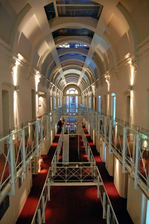 Oxford malmaison from dingy medieval prison to luxury hotel for Luxury hotel oxford