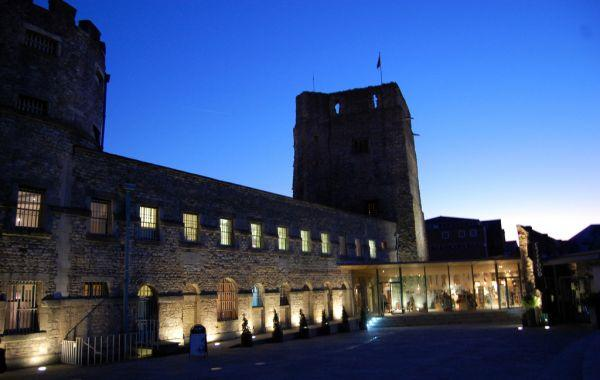 Oxford Castle Oxford Malmaison: From Dingy Medieval Prison to Luxury Hotel