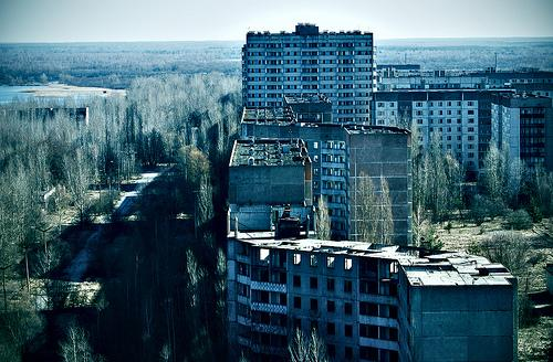 The Abandoned City of Pripyat