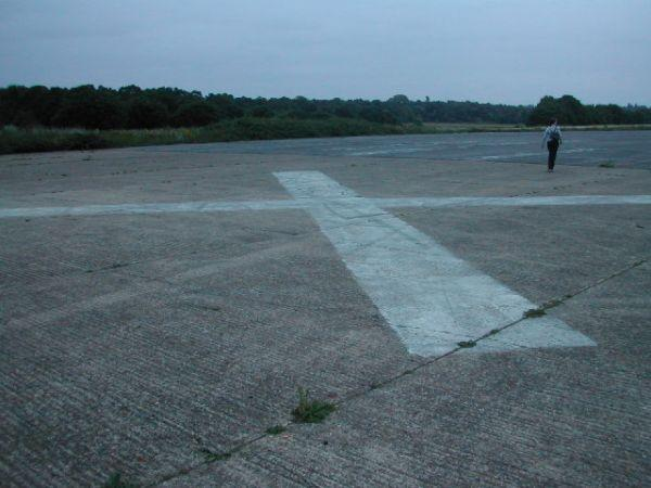 abandoned runway Deserted Wartime Airfields and Bases of the UK