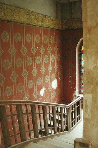 abandoned mansions Ostrowo Adlig 3