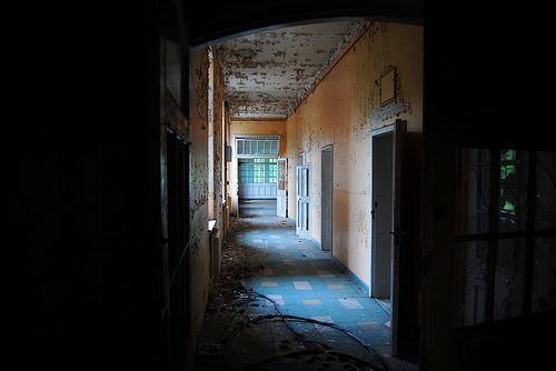 asylum severalls