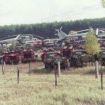Chernobyl Rescue Operation: The Vehicle Graveyard
