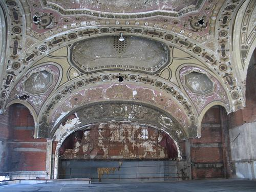 Abandoned Detroit Images Of A Lost City Urban Ghosts