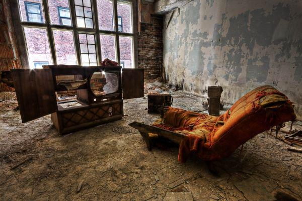 gary abandoned apartment Gary, Indiana: 8 Amazing Abandonment Images