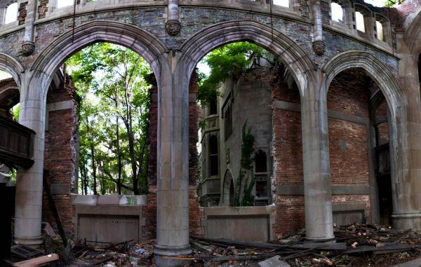 gary abandoned church Gary, Indiana: 8 Amazing Abandonment Images