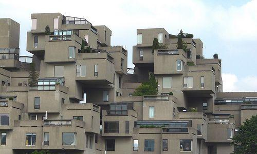 5 Bizarre Buildings From Europe to North America
