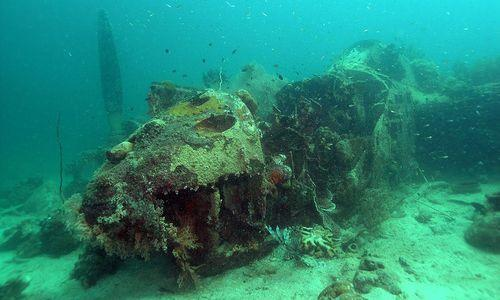 p 38 Deep Blue Sea: Aircraft & Aircraft Carriers Lost Beneath the Waves