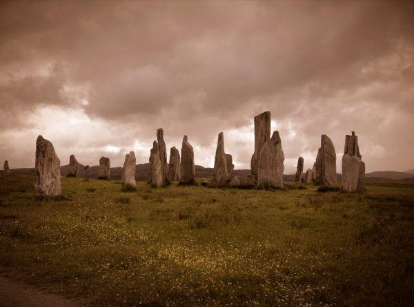 Scotland's Outer Hebrides: Ancient Ruins and Crumbling Crofts