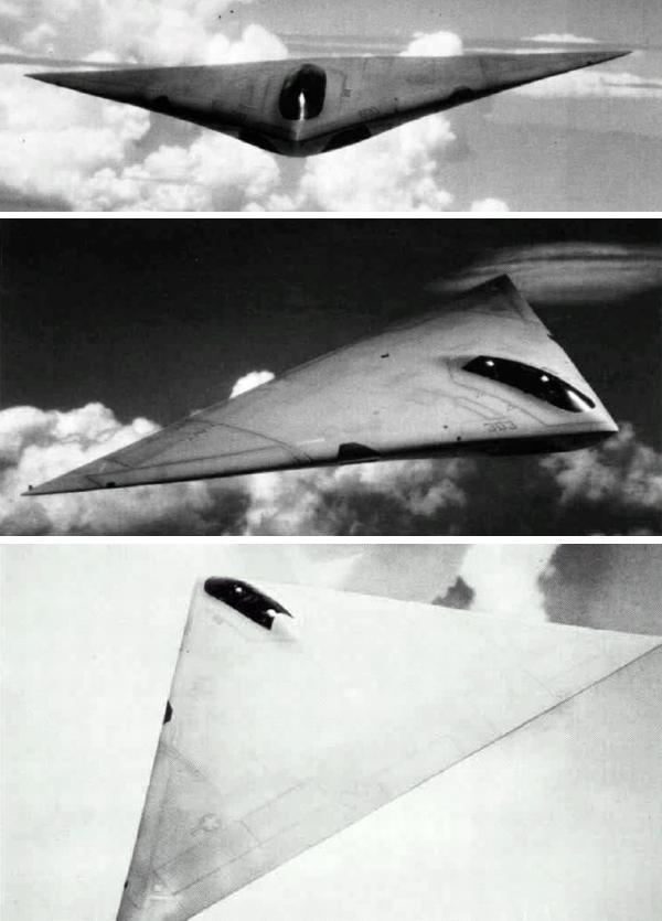 Rumoured Top Secret Aircraft That Probably Never Flew, Or Even Existed