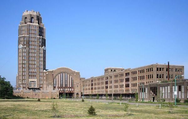 Silent Station Buffalo Central Terminal Urban Ghosts