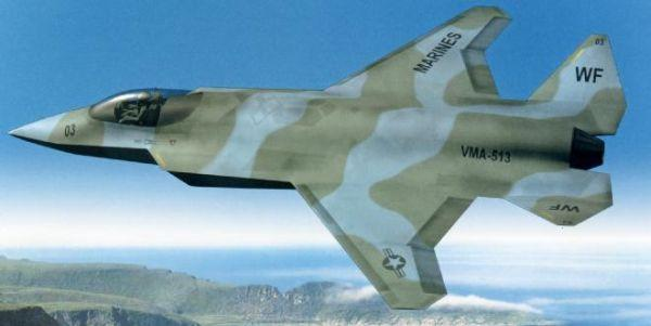 JSF Proposal Top Secret Aircraft that Officially Do/Did Not Exist