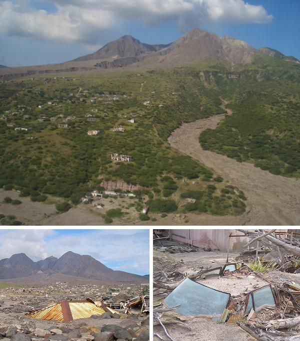 Images by UWI Seismic Research Centre