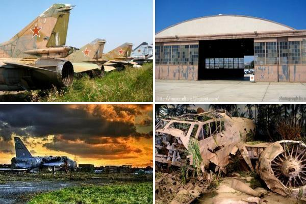 abandoned aircraft and airfields Abandoned Aircraft, Airfields, Airbases and Airport Terminals
