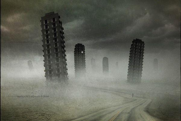 dystopia End of Days: Eerie Images reveal Post Apocalyptic Cities almost entirely devoid of Life