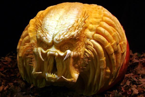 Ray Villafane Pumpkin Carving: Reinventing Post-Halloween Jack O'Lanterns