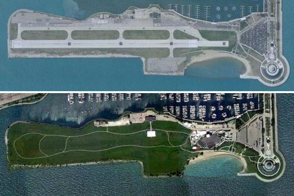 abandoned meigs field airport chicago Lost American Airfields of the North Pacific