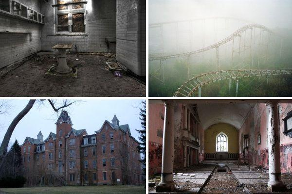 urban exploration 5 Pillars of the Abandoned World: Fallen Institutions, Lost Industry & More