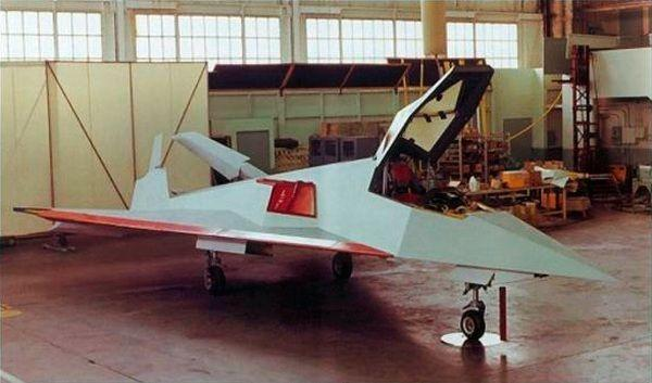 Have Blue Top Secret Technology Demonstrator Aircraft That Are Now Declassified