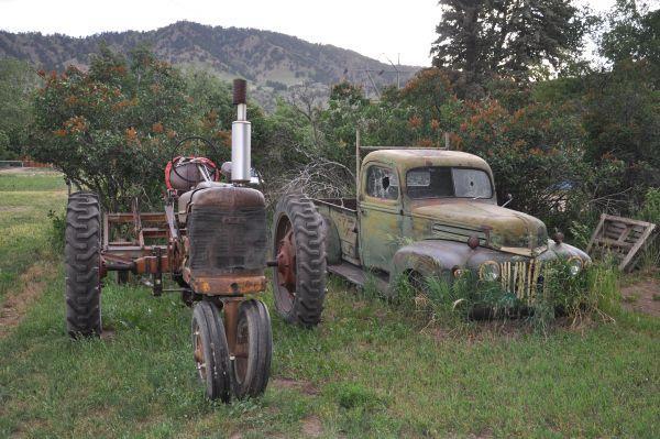 Vintage Farms Tractors For Sales : Antique farm tractors old for sale autos post