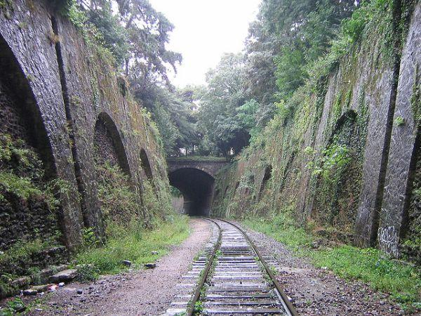 Railroad To Nowhere 10 Haunting Abandoned Railway Lines