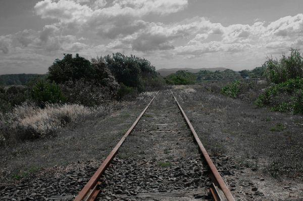 Image result for railroad to nowhere