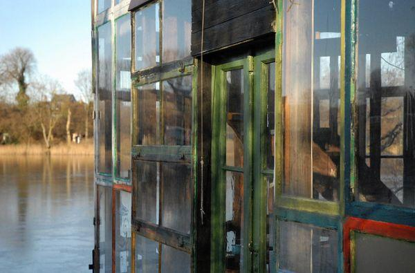 the glass house in copenhagen 39 s freetown christiania commune. Black Bedroom Furniture Sets. Home Design Ideas