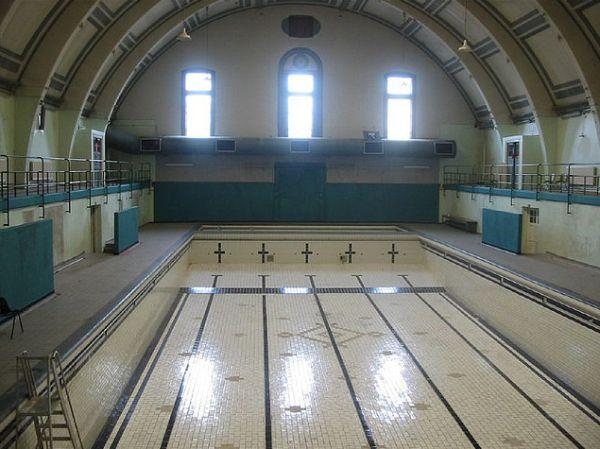 Britain's 10 Most Beautiful Abandoned Swimming Pools