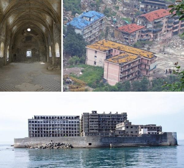50 Incredible Ghost Towns And Abandoned Cities Of The
