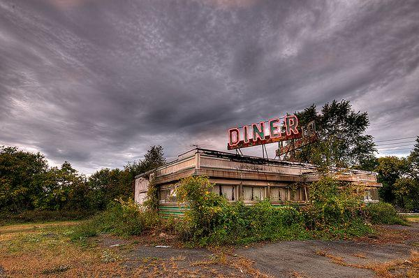 Whitehouse Station: Visit One of America's Most Photographed Abandoned Diners