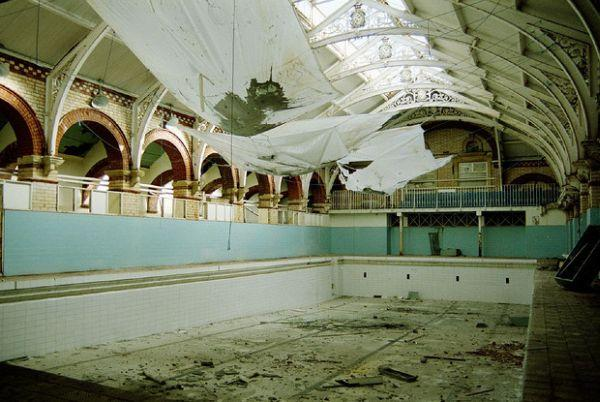 Penarth Pool From Abandoned Swimming Baths To Luxury Homes Urban Ghosts