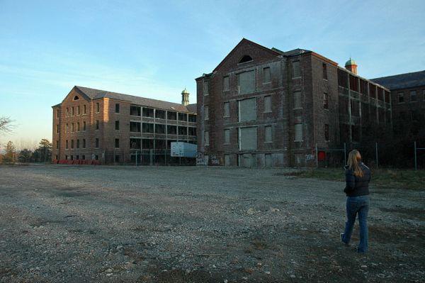 Derelict Northampton State Hospital Massachusetts Urban