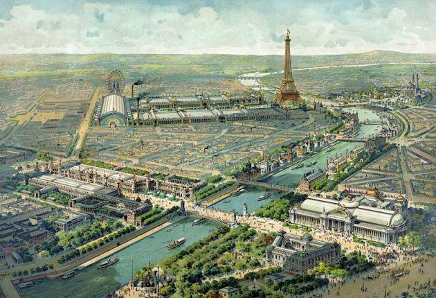 Musee-d'Orsay-Gare-d'Orsay-universal-exposition