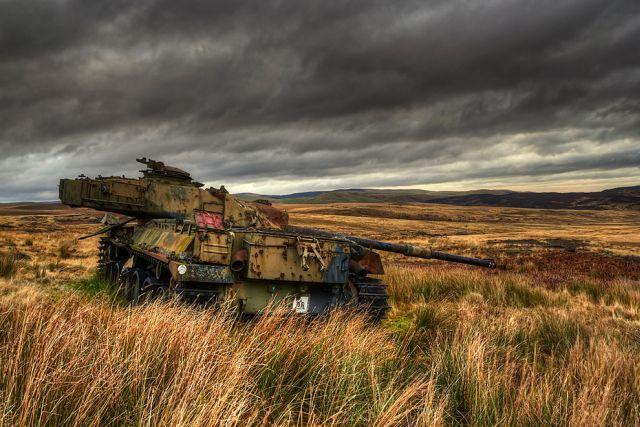 abandoned-tank-otterburn-ranges