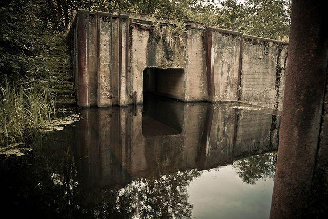 georgenfelde-lock-abandoned-masurian-canal-8