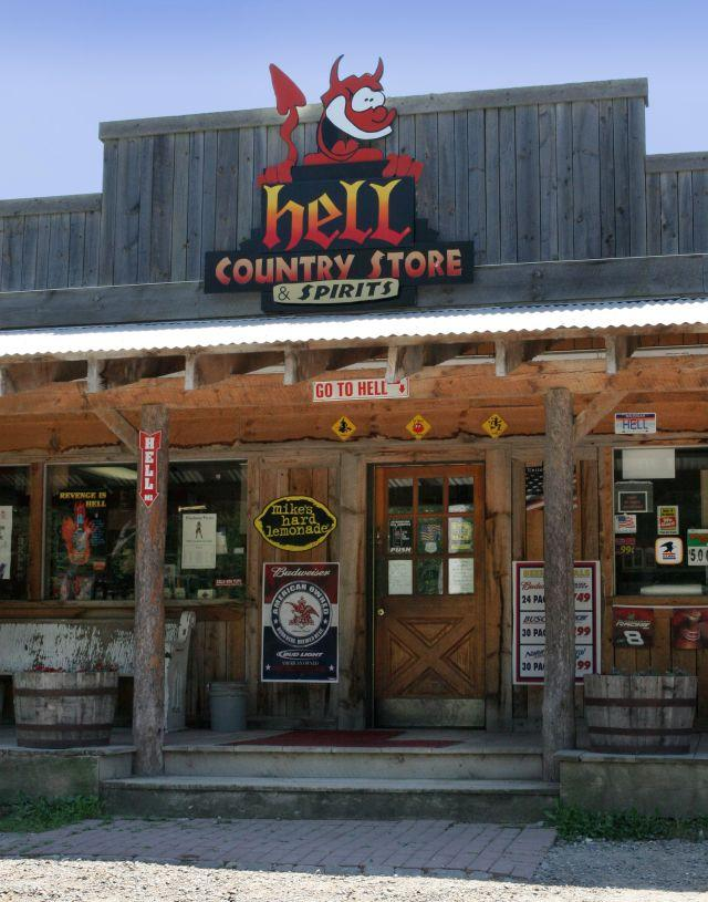 Hell Michigan - Hell Country Store