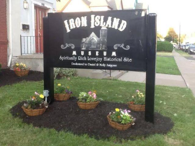 Haunted History: Sinister Tales & Strange Happenings at Iron Island Museum, Buffalo