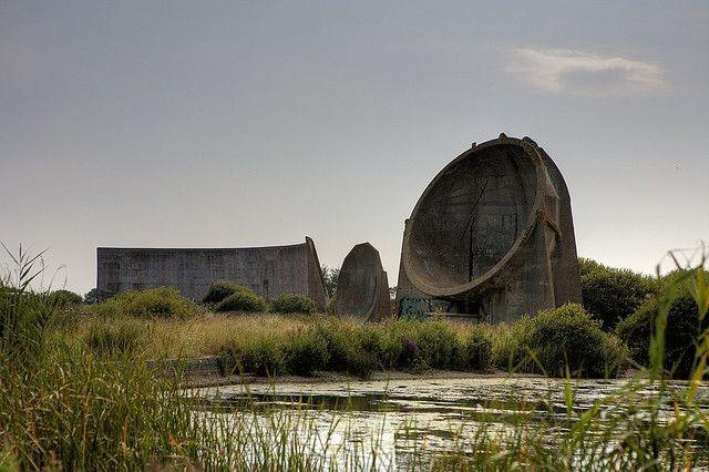 Ruined Spy Bases: 10 Abandoned Radar & Early Warning Stations of the World