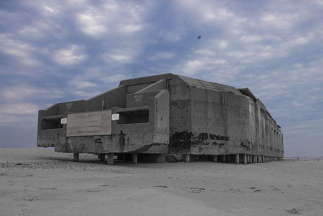 10 Abandoned Nuclear Bunkers, Missile Silos & Ammunition Dumps