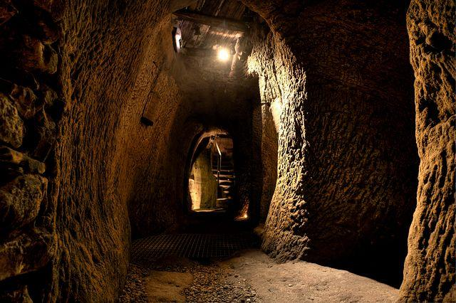 10 Amazing Secret Passages Tunnels Amp Mysterious Hidden