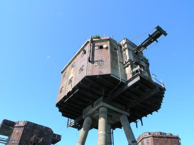Visit the Amazing Maunsell Sea Forts off the Coast of England