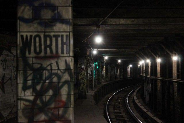 New York Abandoned Subway Tour