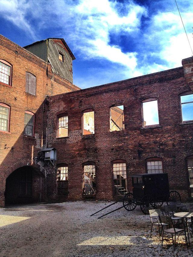 10 Repurposed Industrial Buildings That Were Previously