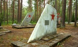 Ämari Pilots' Cemetery: The Woodland Graves of Deceased Soviet Flyers