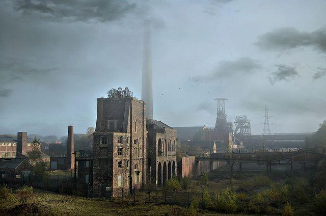 10 Abandoned Mines, Quarries and Collieries of Britain