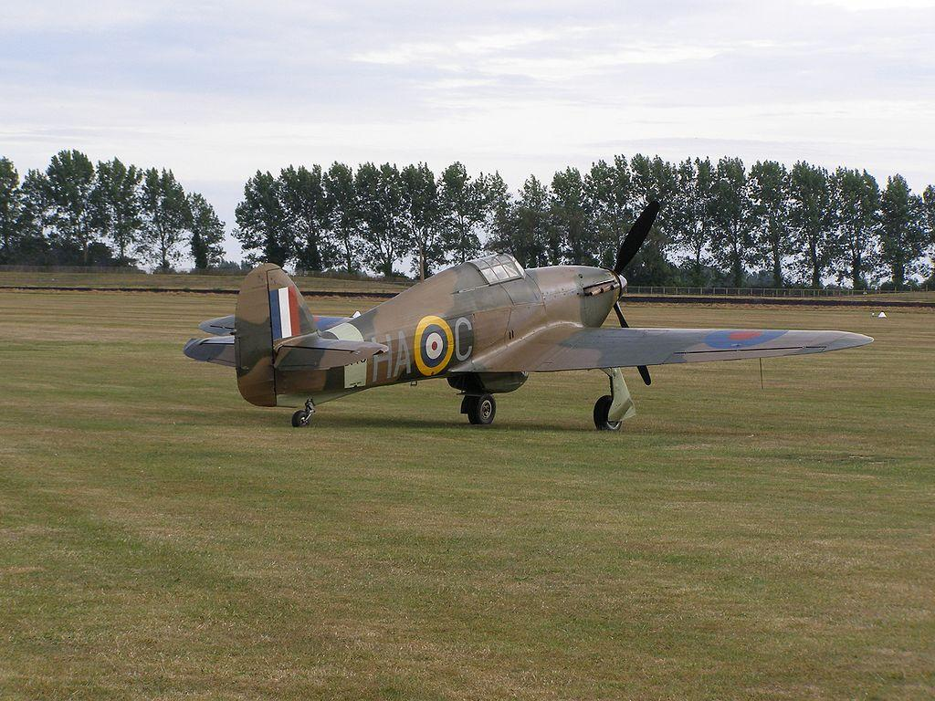 airworthy-hawker-hurricane-Z5140