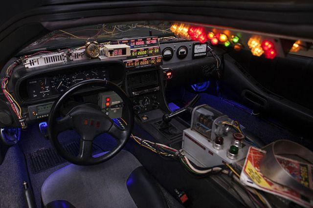 back to the future the inside story of the delorean time machine urban ghosts media. Black Bedroom Furniture Sets. Home Design Ideas