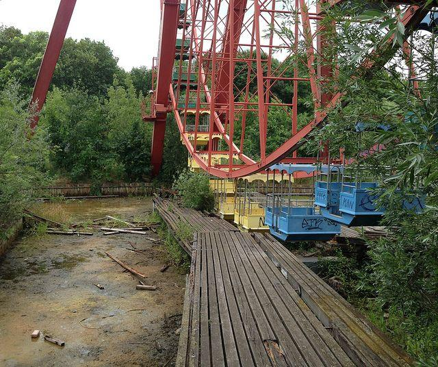 10 Most Haunting Abandoned Amusement Parks Of The World