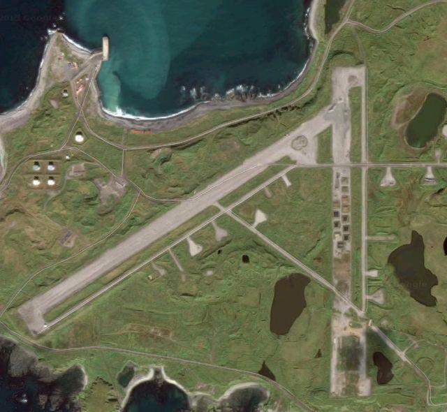 10 Abandoned Airfields Of The United States